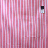 Verna Mosquera PWVM112 Rosewater Cabana Stripe Cotton Candy Cotton Fabric By Yd