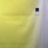 Jane Sassaman Cool Breeze PWJS089 Over The Top Dots Yellow Cotton Fabric By Yard