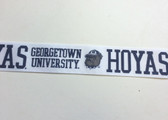 "Georgetown University Hoyas Grosgrain Ribbon 10 Yds 1 1/2"" Wide"