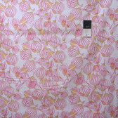 Tina Givens PWTG170 Feather Flock Birdcage Pink Cotton Fabric By Yd