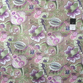 Victoria and Albert PWVA042 Clothworkers Jacobean Lea Fabric By Yard