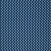 Nel Whatmore PWNW066 Orient Diamond Midnight Cotton Fabric By Yard