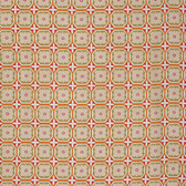 Nel Whatmore PWNW069 Orient Lattice Sunset Cotton Fabric By Yard