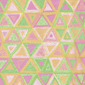 Brandon Mably PWBM020 Beaded Tents PInk Quilting Cotton Fabric By The Yard