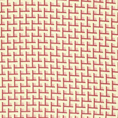 Heather Bailey Voile VOHB002 Momentum Structure Pink Cotton Fabric By Yard