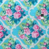 Jennifer Paganelli PWJP096 Caravelle Arcade Jessica Blue Cotton Fabric By Yard