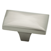 "Liberty P23914W-SN 1 1/2"" Satin Nickel Beverly Cabinet & Drawer Knob"