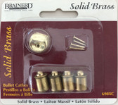 Brainerd 698XC Bullet Catches Solid Brass 4 Pack