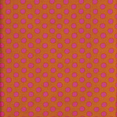 Kaffe Fassett GP70 Spot Tobacco Cotton Fabric By The Yard