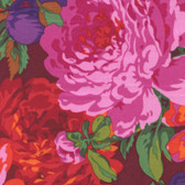Philip Jacobs PWPJ011 Luscious Magenta Cotton Quilting Fabric By Yard