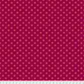 Denyse Schmidt PWDS147 Ludlow Tattoo Dot Dogwood Cotton Fabric By Yd