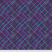 Brandon Mably PWBM037 Mad Plaid Purple Quilting Cotton Fabric By The Yard