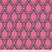 Jennifer Paganelli PWJP131 Judith's Fancy Eileen Black Cotton Fabric By Yard