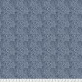 Morris & Co. Kelmscott PWWM006 Marigold Navy Cotton Fabric By Yd