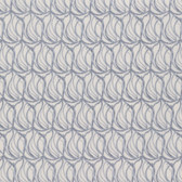 Shell Rummel Soft Repose PWSR004 Infinite Beauty Gray Cotton Fabric By Yd