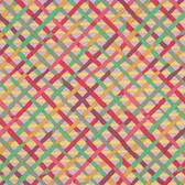 Brandon Mably PWBM037 Mad Plaid Mauve Quilting Cotton Fabric By The Yard