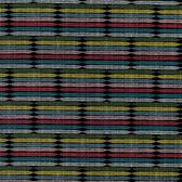 Amy Reber Posy PWAR007 Perfect Petal Stripe Rosa Cotton Fabric By Yd