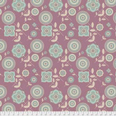Joel Dewberry Avalon PWJD154 Delphina Blush Cotton Fabric By Yd
