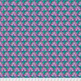 Snow Leopard Roaring 20's PWSL065 Valentino Jazz Cotton Fabric By Yard