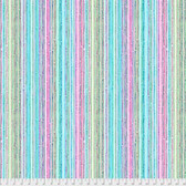 Snow Leopard Roaring 20's PWSL066 Bamboo Stripe Swing Cotton Fabric By Yard