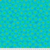 Odile Bailloeul PWOB003 Broderie Boheme Grandmas Curtains Blueberry Fabric By Yd