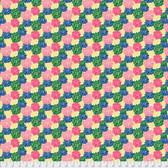 Amy Reber PWAR012 Jitterbug Etta Jessamine Cotton Fabric By Yd