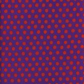 Kaffe Fassett PWGP070 Spot Purple Cotton Quilting Fabric By Yard