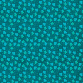 Nel Whatmore PWNW086 Ghost Leaf Dot Green Cotton Fabric By Yard