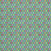 Tula Pink PWTP095 Tabby Road Cat Eyes Strawberry Cooler Cotton Fabric By Yard