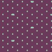 Tula Pink PWTP101 Spirit Animal Bear Hug Lunar Glow Cotton Fabric By Yard