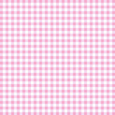 Tanya Whelan PWTW145 Charlotte Check Pink Cotton Quilting Fabric By Yd