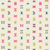 Tula Pink PWTP043 Spirit Animal Arowheads Electric Sky Cotton Fabric By Yard
