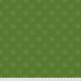 Coats PWCC011 Daisy Daze Confetti Green Cotton Quilting Fabric By Yd