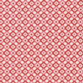 Verna Mosquera Love & Friendship PWVM169 Geometric Flower Blush Fabric By Yd
