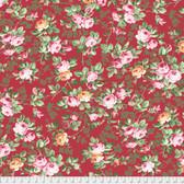 Verna Mosquera PWVM183 Autumn Grace Fall Garden Pomegranate Fabric By Yd