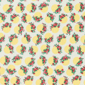 Verna Mosquera Love & Friendship PWVM172 She Loves Me Dot Butter Fabric By Yd