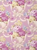 Jennifer Paganelli PWJP103 Nostalgia Kumi Pink Cotton Fabric By Yard
