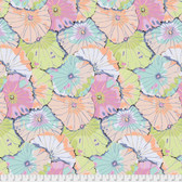 Kaffe Fassett GP29 Lotus Leaf Contrast Cotton Fabric By The Yard