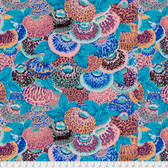 Philip Jacobs PWPJ094 Lady's Purse Antique Cotton Quilting Fabric By Yard