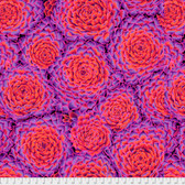 Philip Jacobs PWPJ091 Succulent Red Cotton Quilting Fabric By Yard