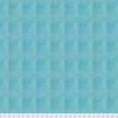 Laura Heine The Dress PWLH007 Twinkle Aqua Cotton Fabric By Yd