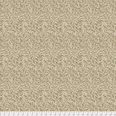 Morris & Co. Kelmscott PWWM011 Willow Boughs Taupe Cotton Fabric By Yd