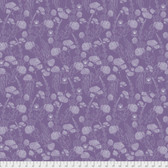 Tina Givens PWTG192 Piecemeal Morning Walk Purple Cotton Fabric By Yd