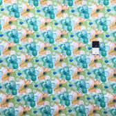 Kathy Davis PWKD069 Pocketful Of Poppies Petals Citrus Fabric By Yard