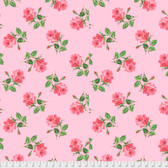 Verna Mosquera Kiss Goodby PWVM191 Cottage Rose TuTu Cotton Fabric By Yd