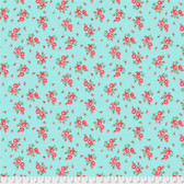Verna Mosquera Kiss Goodby PWVM194 Criss Cross Corsage Ice Cotton Fabric By Yd
