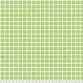Verna Mosquera Kiss Goodby PWVM197 Dainty Plaid Pear Cotton Fabric By Yd