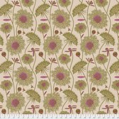 Anna Maria Horner Sweet Dreams PWAH122 Lacey Moss Cotton Fabric By Yd