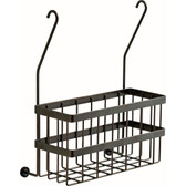Delta FSS06-ORB Over The Towel Bar Basket Oil Rubbed Bronze Finish