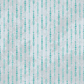 Blank Quilting B9102-90 Roses & Arrows Arrow Stripe Gray Cotton Fabric By Yard